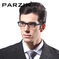 Parzin 2013 New Arrival Commercial Glasses Aluminum Magnesium Alloy  Computer Goggles Optical Frames Black