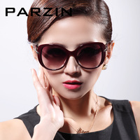 Free Shipping Parzin Women's  New 2013 Sunglasses Fashion sunglasses Vintage Oversize Sun Glasses Black  Coffe