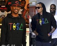 Free Shipping Newest Mens tisa Hoodies / Hoody Brand Casual Hoodies for Boy Fleeces