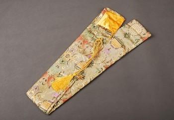 Japanese Samurai Sword Katana Good Quality Nice Chinese Gold Sword Bag