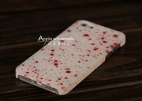 Mobile Case, Plastic material, Fashionable Spots Style, Multicolors, Compatible for Iphone 5,With Package, Free shipping