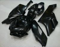 Free shipping,CBR motofairing kit for Honda CBR1000RR 2004-2005 04 05 Full Light Black Motorcycle Fairings (Injection molding)