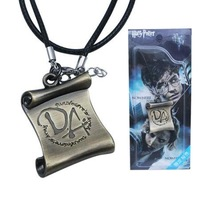 Free Shipping HARRY POTTER Dumbledore Army DA Log Necklace Hot!