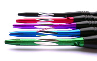 Free Shipping 5 Kinds Color (Purple, Red, Green, Blue, Black) Professional 2BA Aluminum Dart Shafts Dart Accessories