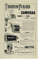 THORNTON PICKARD CAMERA Poster, Assorted 170 Designs For Choices Vintage Retro Paper Poster, Free Shipping, Christmas Gift