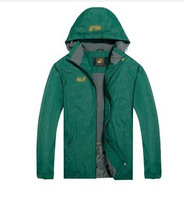 2013 brand Outdoor sports jacket Men Jackets windproof warm jacket top quality free shipping