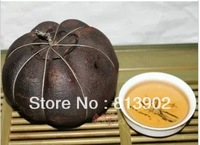 2006year Dried Grapefruit Puer Tea,Harmonizing intestine-stomach,about 380g, Free Shipping