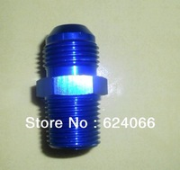 """turbo fitting -10AN 10 AN Male Flare To 3/4"""" NPT Pipe Thread straight adapter"""