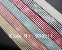 50 Stripes square 8mm width 1m length PU Leather Belt