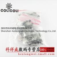 Transistor Assorted Kit S9012 S9013 A1015 C1815 A42 A92 2N5401 2N5551 A733 C945 S8050 S8550 2N3906 2N3904,17values x10=170PCS