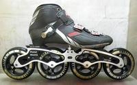 Free Shipping City run cr carbon fiber speed skating shoes pistol tool holder 7075 aluminum