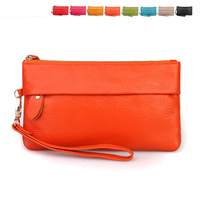Day clutch female bags 2013 female genuine leather clutch female clutch bag women's Women small bags