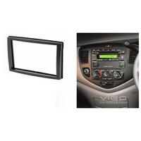 11-083 Car Radio Dash Kit Facia for MAZDA MPV Premasy Stereo CD Install Trim Fascia Face Plate Surround Panel Frame Doulble DIN