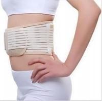 HOT Summer ultra-thin bamboo charcoal waist support belt sports tourmaline self-heating waist support belt thermal