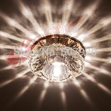 1x 3w high power led lamp Modern LED Ceiling Light LED Crystal Ceiling Light bulb Lamp Fixture light (China (Mainland))