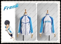 Free! - Iwatobi Swim Club Haruka Nanase High School Sprot Wear Cosplay Costume MJ