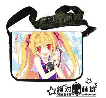 New Nikaido shinku Anime cosplay casual school bag Messenger Bags