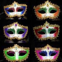 Free Shipping Best Selling  Princess Masquerade Mask  Wholesale  Venetian masquerade party mask 60pcs