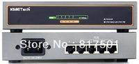 PSE5604 POE Switch 5-Port Fast 10/100M Ethernet Switch with 4 Port POE,DC-55V,PoE Priority and Auto-Detection Function