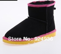 Free Shipping Fashion Autumn & WinterHot Selling Fashion High Quality YSET Brand High Wool Warm Winter Snow Boots