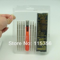 Precision BEST-8818D 16 in 1 Multi-purpose Screw Driver Magnetic bit screwdriver set mobile phone opening tools kit
