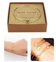 SB027 Min.wholesale(mix order)Free Shipping heart Lovely bracelet bangle fashion metal cuff bracelet heart vintage bangles(China (Mainland))
