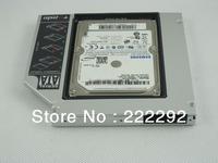 2nd SSD universal 12.7mm Aluminium laptop  HDD caddy,SATA  to SATA Hard disk driver bays CD/DVD-ROM optical bay