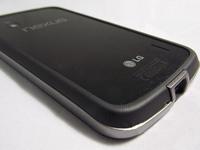Black / White - Google Nexus 4 The Best Quality Bumper In Aliexpress New Design Best Materil Free Shipping