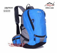 Free Shipping 30L sport backpack professional climbing bag Top quality Fashion women and men waterproof luggage & travel bag 433