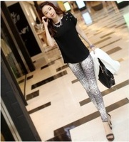 New B922 han edition cultivate one's morality show thin serpentine pattern shape in the fall and winter of personality leggings