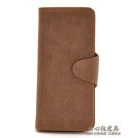 51% OFF Men wallet scrub Men wallet card hasp long design wallet  FREE SHIPPING