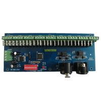 10X 27CH DMX LED Controller DMX512 3x 9 Output For LED Strip Module DC 7-24V Max 15A