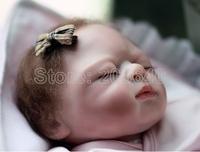 reborn baby girl doll/reborn doll baby girl/boneca de pano//girls toys/learning & education/brinquedos educational