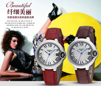 Wholesale Rome Fashion Belt Women Watch Blue Ladies watches