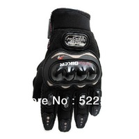 Clearance sale. Knight racing gloves. Motorcycle full finger gloves. Outdoor sports protective gloves. Strong and durable.