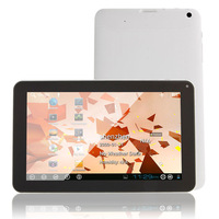 "9"" Capacitive Touch Screen Andriod 4.0 8GB Tablet PC with Camera Wifi TF Black & White FreeShipping 88011210"