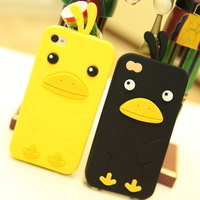 Chick stereo for  protective case phone4 s phone case silica gel for  phone case for iphone case phone