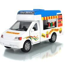 popular ice cream truck