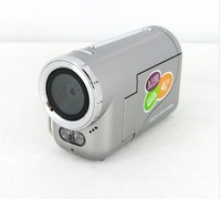 "DV136 Mini 3.1MP digital camcorder with 1.44"" TFT LCD Gift camcorder   free shipping"