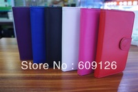 $2.00/pcs for iPhone 4/4S PU Leather case with Card hole and free shipping by DHL on basis of 200pcs