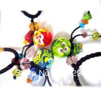 New 10pcs  Wholesale fashion handmade  Venetian Lampwork murano glass Perfume Bottle beaded Pendant necklace Jewelry