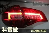 Free shipping Renault Koleos LED Taillight Assemblies Rear Light LED Brake Lights LED Running Lights