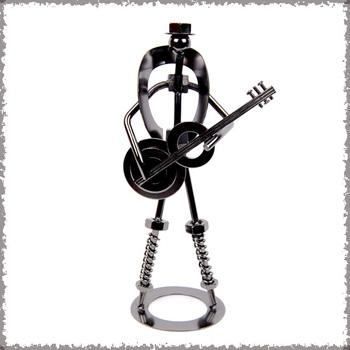 Guitar fashion modern decoration rustic home accessories crafts decoration