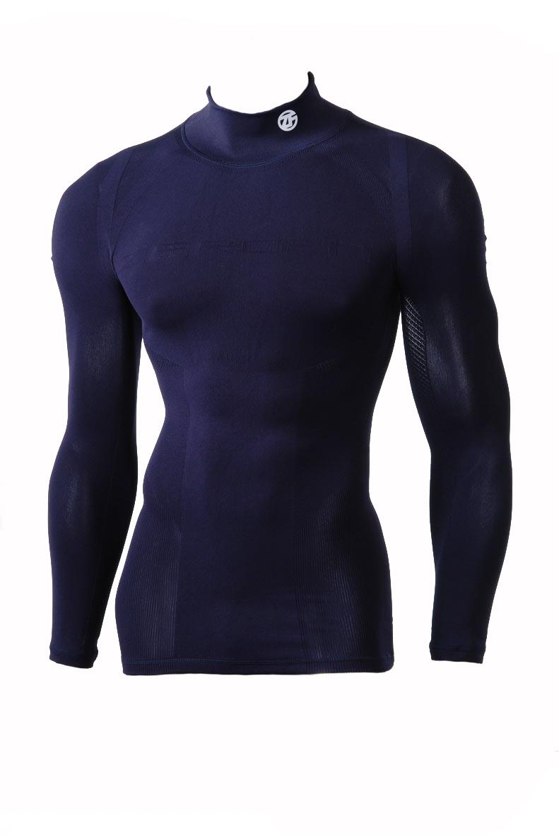 Мужская куртка для гольфа Male sports compression thermal underwear clothes