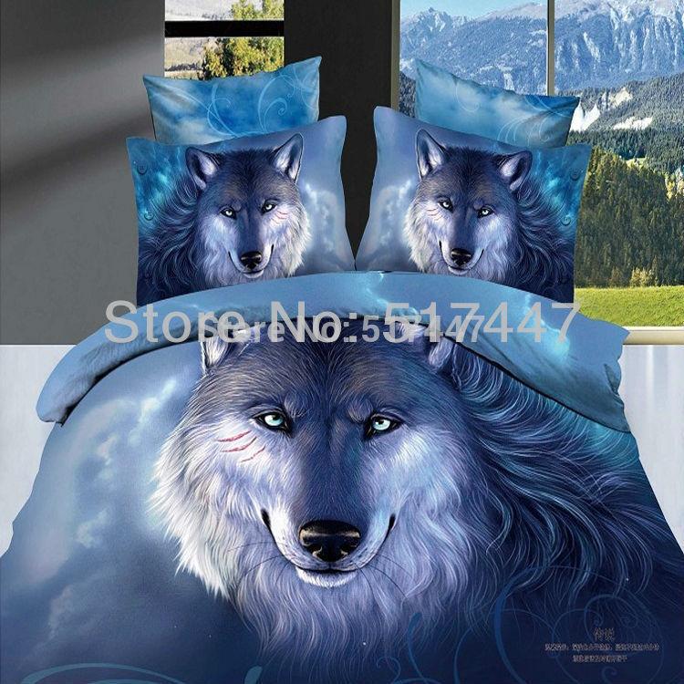Most Useful 3D Wolf Bedding Set 750 x 750 · 136 kB · jpeg
