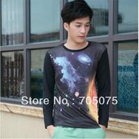 Wholesale 2013 best seller fashion o-neck men t shirt