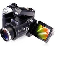 "DC black Color DC600 Digital Camera 2.4"" LTPS TFT LCD 270 Degree Rotation 8 X Digital Zoom PC"