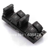 New Window Panel Master Switch Press For Vw Passat Golf Jetta MK4 B5 1999 2000 2001 2002 2003 2004 Free shipping