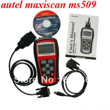 Autel Maxiscan Ms509 инструкция на русском - фото 4