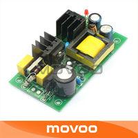 AC-DC Step Down Voltage Converter 90-240V 110V/220V AC to 24V DC Buck Voltmeter LED Switch Power Supply